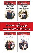 Harlequin Presents - August 2019 - Box Set 2 of 2 (English Edition)