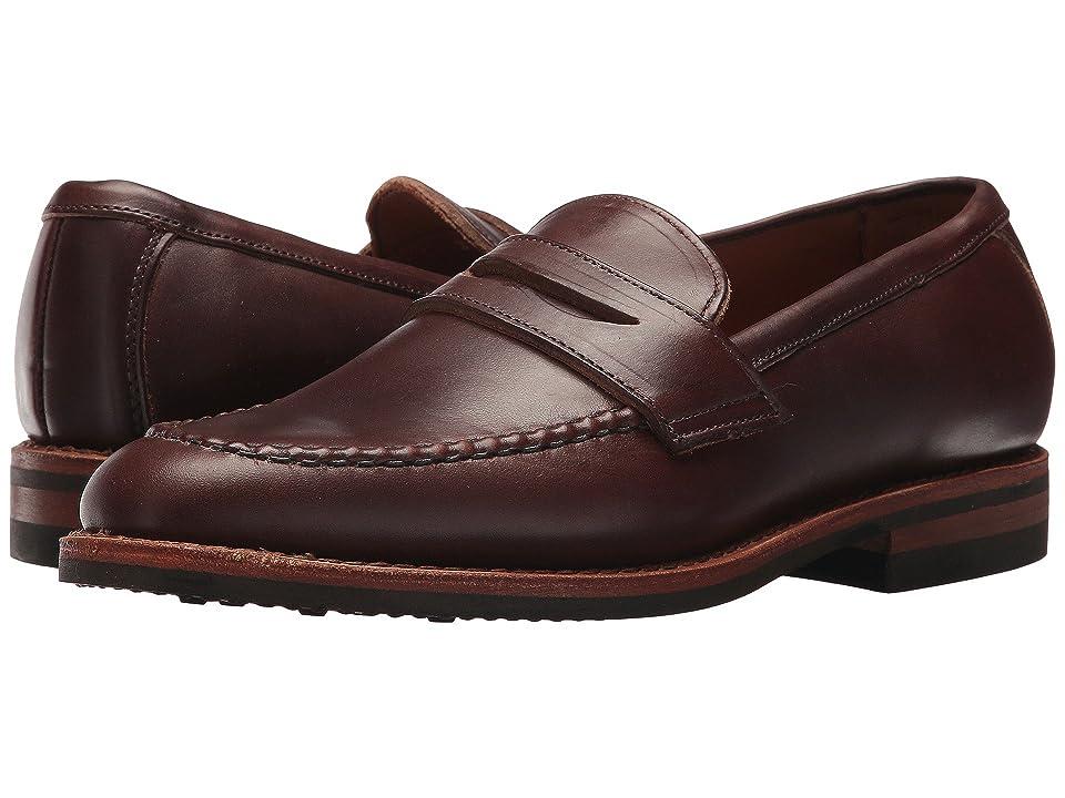 Allen Edmonds Addison (Brown Chromexcel Leather) Men