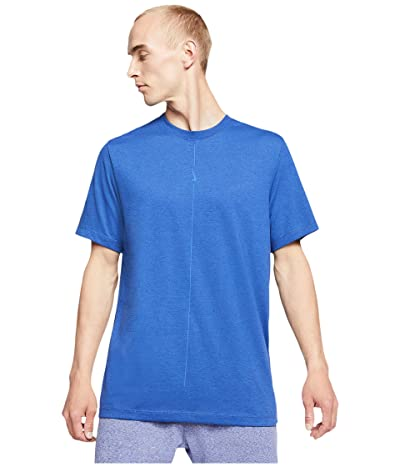 Nike Dry Tee DB Yoga (Deep Royal/Game Royal) Men