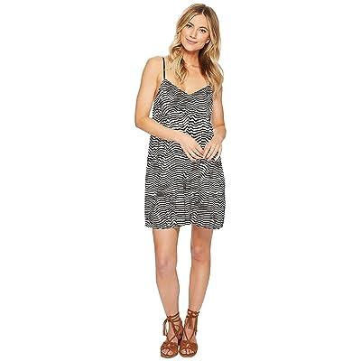 Volcom Thx Its A New Dress (Black/White) Women