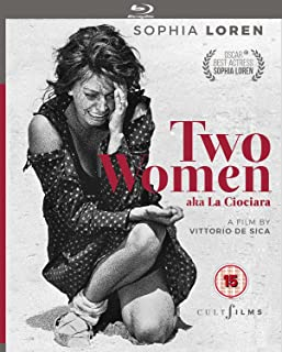 Two Women aka La Ciociara Region Free