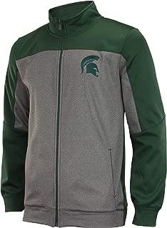 Outerstuff NCAA Men's Helix Full ZipTrack Jacket, Team Variation