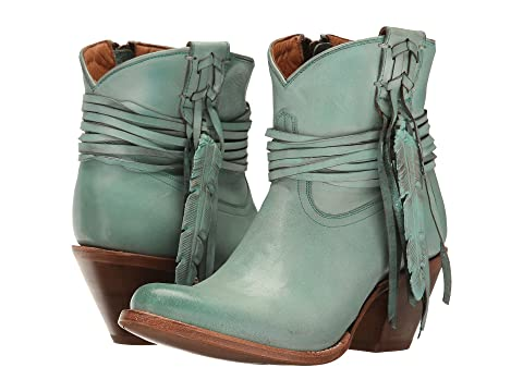Lucchese Robyn Turquoise Cheap Big Sale Outlet Best Prices Clearance Footlocker Low Shipping Fee Cheap Price mDG3ZU