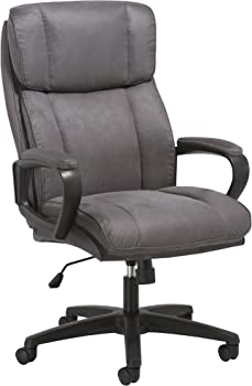 OFM Essentials Collection Plush High-Back Microfiber Office Chair