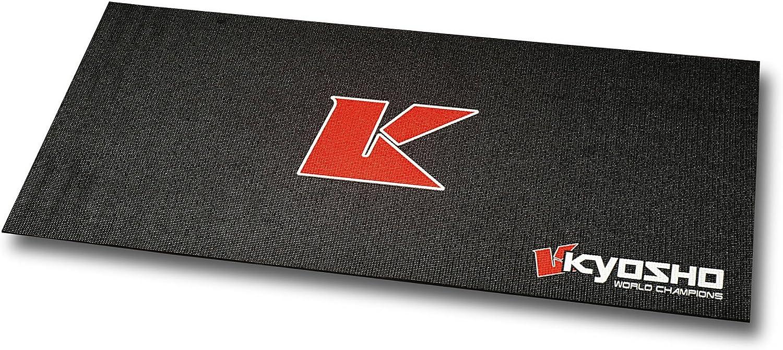Kyosho Schraubermatte Pitmat Big K 2.0 black (61x122cm)