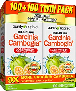 Purely Inspired Garcinia Cambogia Tablets, 100 ct./2 pk.ES