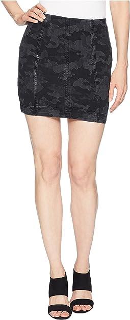 Modern Femme Novelty Skirt