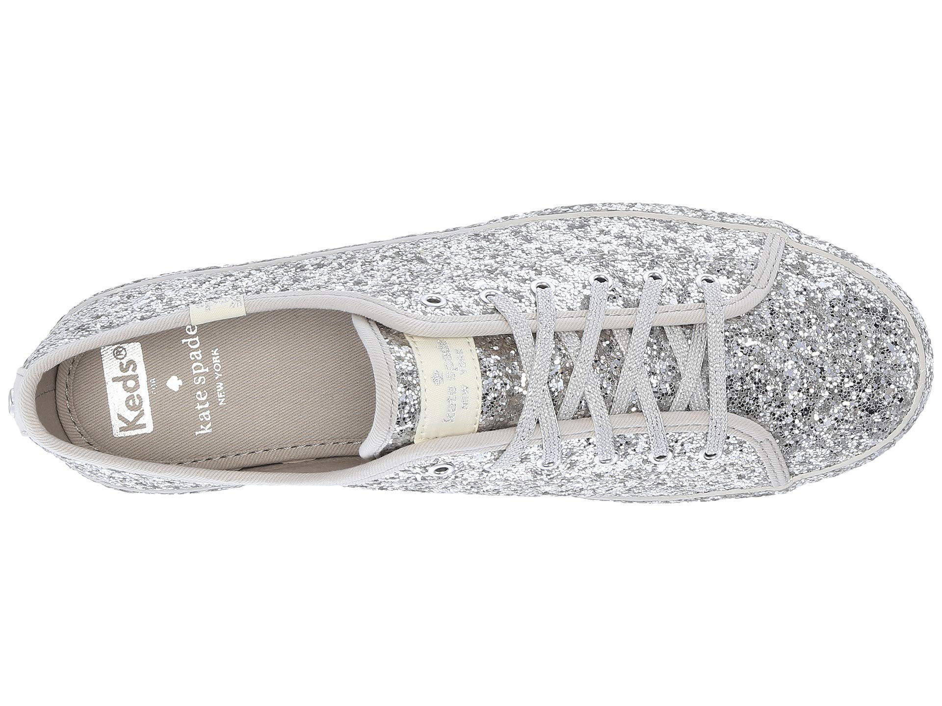 8a1d200860a2 Keds x kate spade new york Kickstart KS All Over Glitter at  Luxury.Zappos.com
