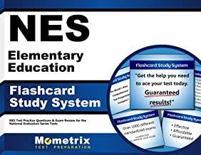 NES Elementary Education Flashcard Study System: NES Test Practice Questions & Exam Review for the National Evaluation Series Tests