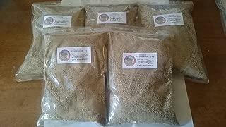 ウズラの砂あびの砂 10kg(2kgX5袋)