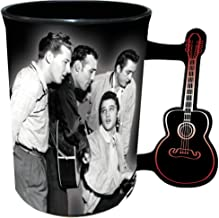 Million Dollar Quartet Mug - 16 oz - With Guitar Handle