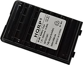 HQRP 1500mAh Two-Way Radio Battery for YAESU/Vertex VX-210A / VX-210AV / VX-210AU Replacement Plus HQRP Coaster