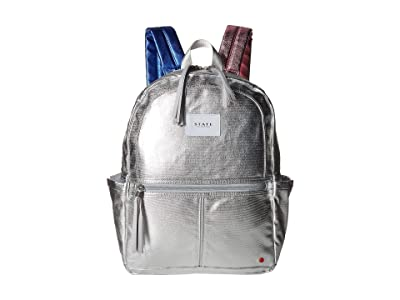 STATE Bags Kids Kane (Silver Multi) Backpack Bags