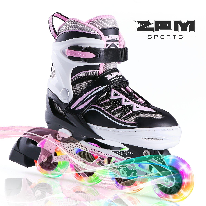 2PM SPORTS Adjustable Illuminating Rollerblades