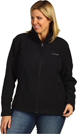 68dd9032bb1 Plus Size Fast Trek  8482  II Full Zip Fleece Jacket. Like 294. Columbia