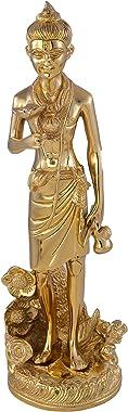 Brass Statue of NeelkanthVarni handicrafts Product by Bharat HaatBH05960