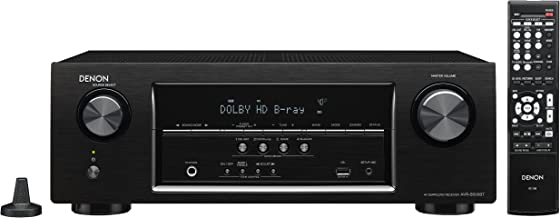 Denon AVR-S500BT 5.2 Channel AV Receiver With 4K Capability and Bluetooth