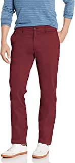 Goodthreads Men's Slim-Fit Washed Stretch Chino