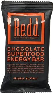 REDD BAR BAR ENERGY CHOCOLATE