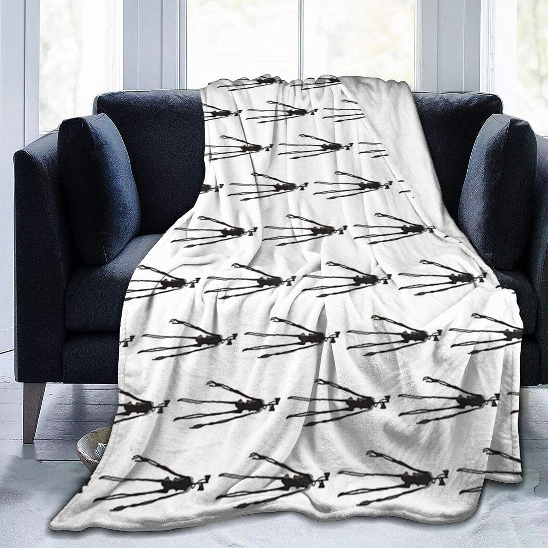Gorgeous Siren Head Figurine Ultra-Soft Lightweight Albuquerque Mall Blanket Throw Flannel