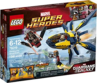 LEGO Superheroes 76019 Starblaster Showdown Building Set (Discontinued