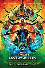 CinemaFlix Thor Ragnarok Poster 24x36 inches Thor Loki Hela Valkyrie Hulk