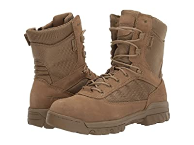 Bates Footwear 8 Tactical Sport Dryguard Side Zip (Coyote) Men