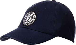 GUESS Men's Patch College Cap