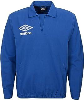 Umbro Men's Long Sleeve Drill Sweatshirt, Color Options