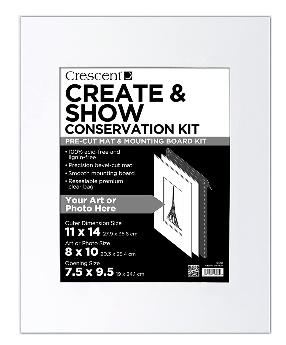 Crescent Creative Products Create and Show Conservation Kit, 11