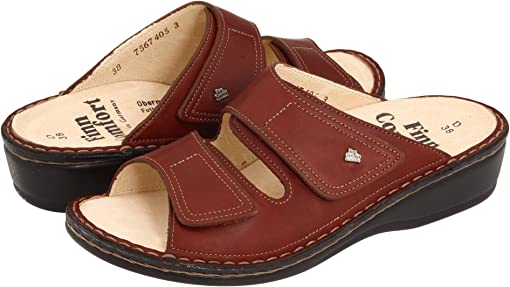 Brandy Country Soft Footbed