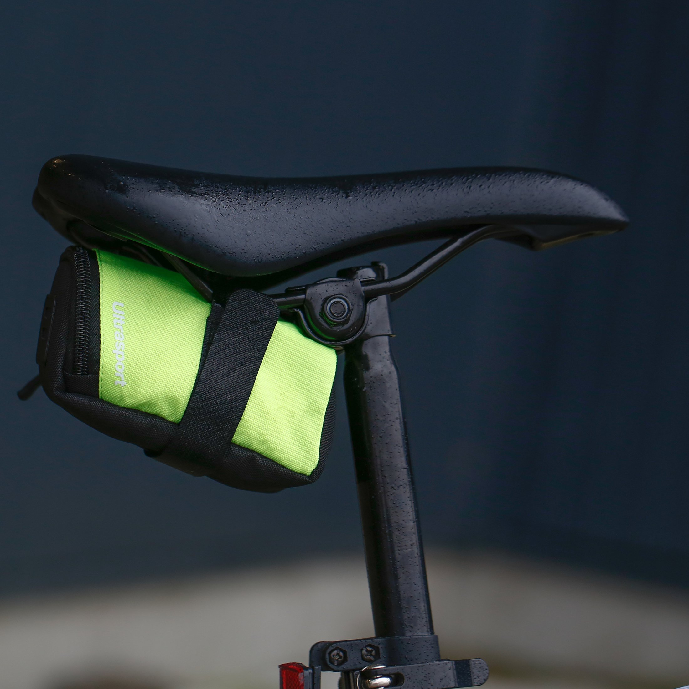 Ultrasport Alforja para bicicleta, 0,5 l de capacidad, p. ej. para ...