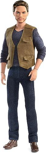 Barbie FJH57 - Signature Jurassic World II Owen Puppe