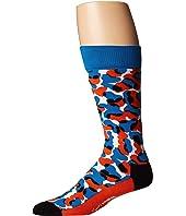 Wiz Khalifa Black & Blue Sock