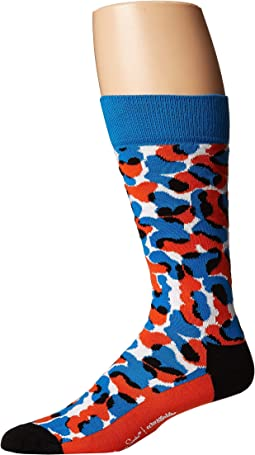Wiz Khalifa Black & Blue Sock