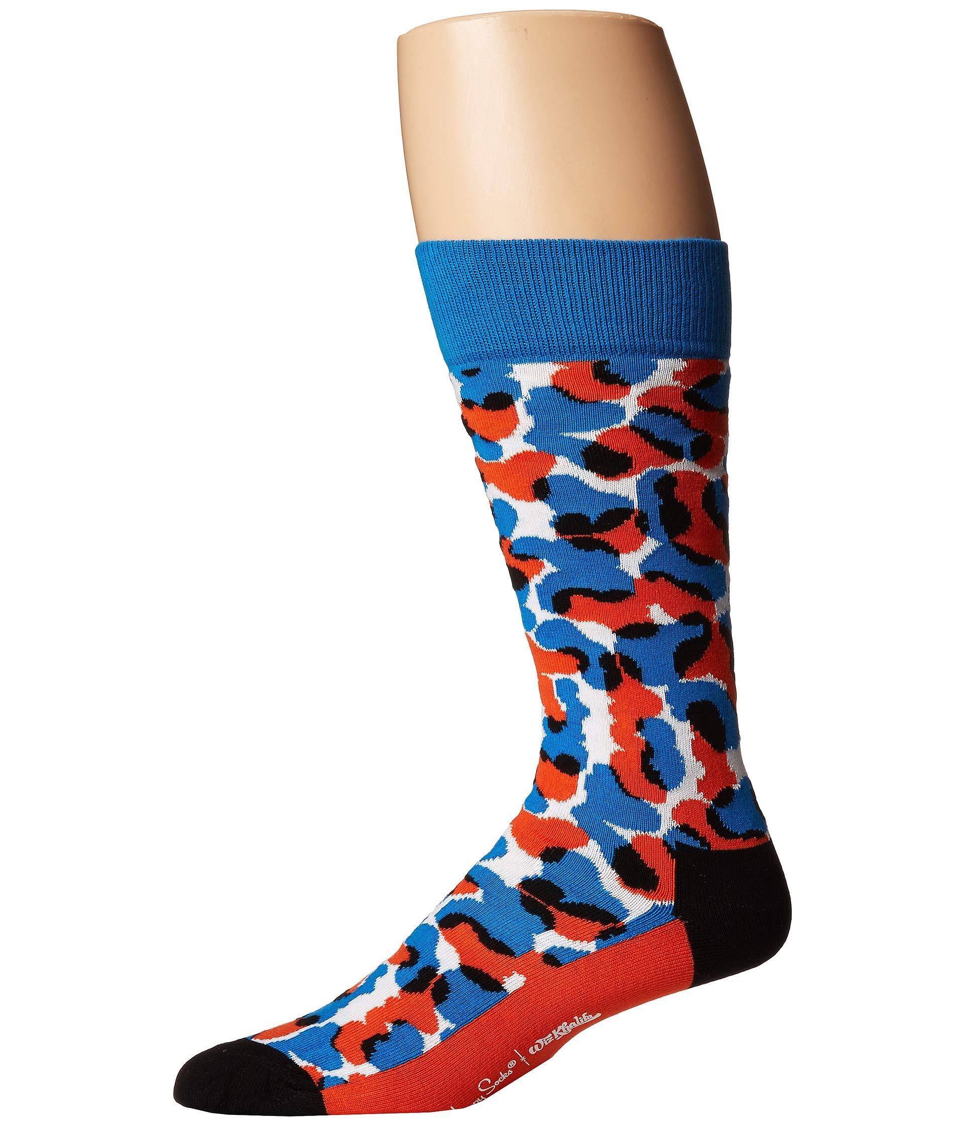 Blue Happy Blue Sock Black orange Khalifa Socks amp; Wiz 0q0rg4