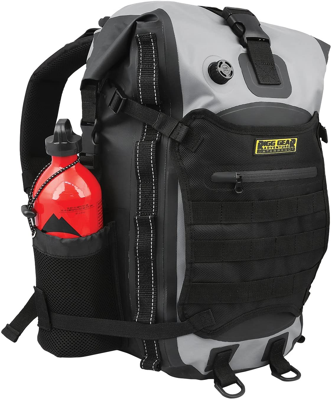Miami Mall Nelson-Rigg SE-3020 Rigg Gear Popular overseas Hurricane 20L Waterproof Backpack