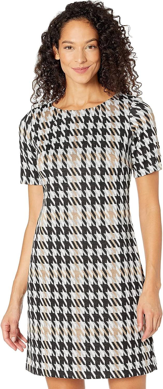 Tommy Hilfiger Women's Plaid A-line Dress