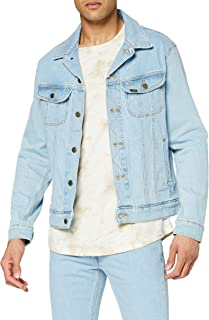 Lee Rider Jacket Giacca in Jeans Uomo