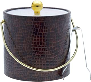 Best leather ice bucket Reviews