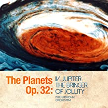 The Planets, Op. 32: IV. Jupiter, The Bringer of Jollity - Single