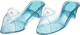 Rubie's 36170 Elsa Frozen - Zapatos con purpurina para niñ