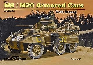 M8/M20 Armored Car Walk Around - Hardcover