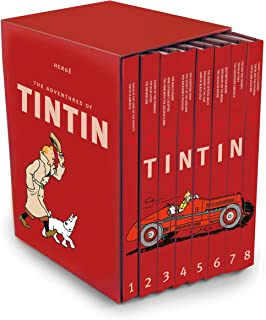 Adventures of Tintin Complete Set (The Adventures of Tintin - Compact Editions)