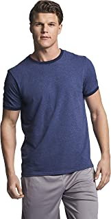 تي شيرت Russell Athletic Men's Cotton Performance Ringer