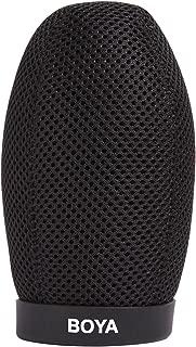 BOYA BY-T100 Inside Depth 100mm Professional Windshield for Shotgun Microphones (BY-T100)
