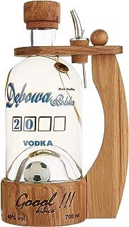 Debowa Polska Wodka Goal Fussbal mit Henkel 1 x 0.7 l