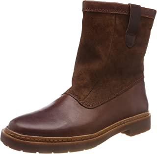 acde33a2 Clarks Trace Fern, Botas Slouch para Mujer