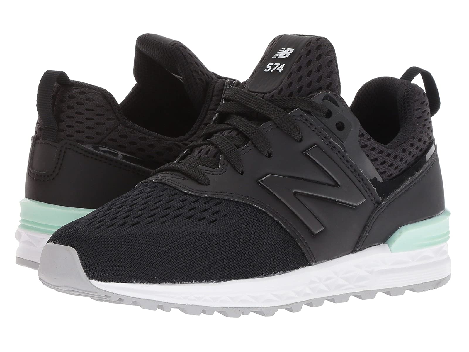 New Balance Kids GS574v2 (Little Kid)Cheap and distinctive eye-catching shoes