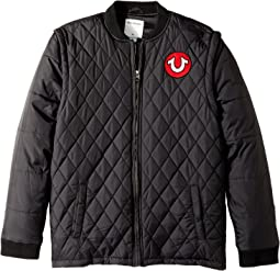 True Religion Kids - Quilted Jacket (Big Kids)